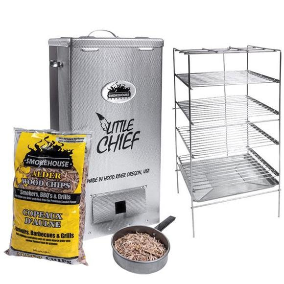 Smokehouse Products Little Chief Top Load Electric Smoker Image