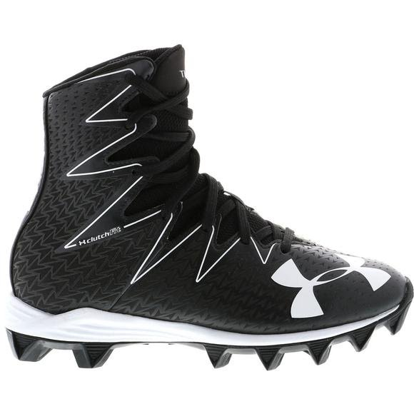 Under Armour Youth UA Highlight RM Jr Football Cleats Image