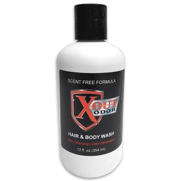 X-out Odor Hair and Body Wash (12 fl oz) Image