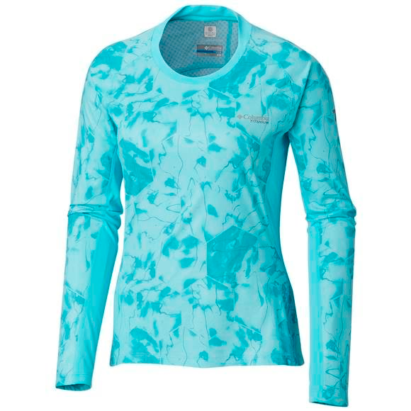 cfb8c4a31c7 Columbia Women's Solar Ice Long Sleeve Shirt Image