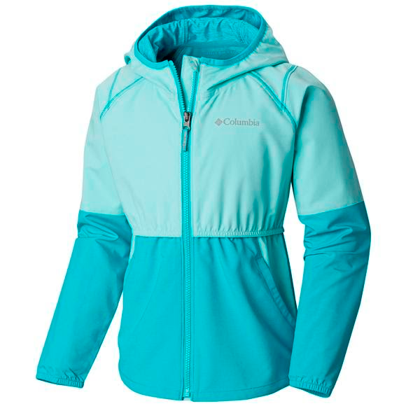 Columbia Youth Girl's Hidden Canyon Softshell Jacket Image