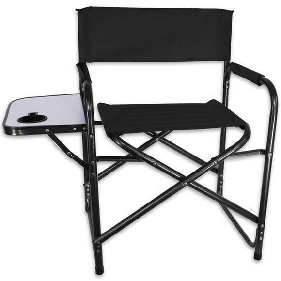 World Famous Directors Chair with Side Table Image