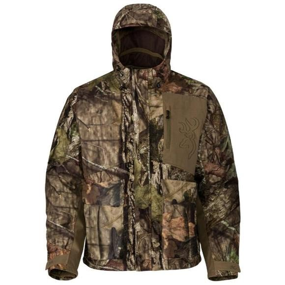 Browning Men's Hell's Canyon BTU-WD Parka Image