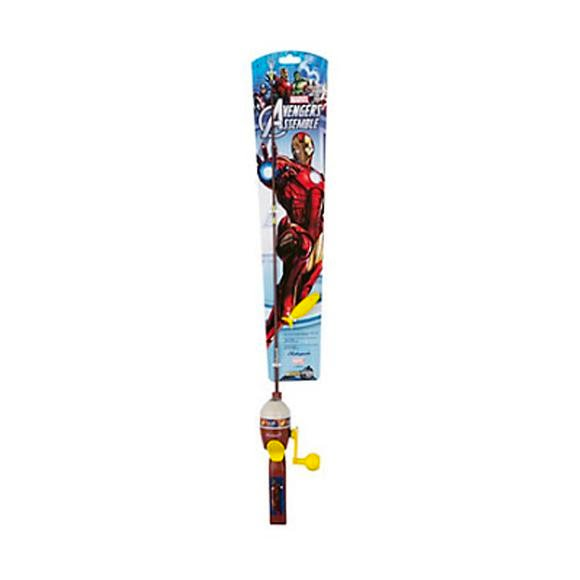 Shakespeare Ironman Lighted Fishing Kit Image