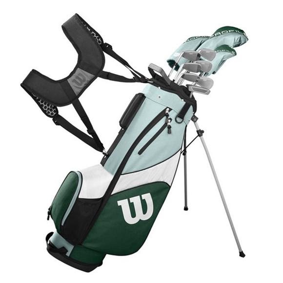 Wilson Women's Profile SGI Complete Golf Club Set with Carry Bag Image