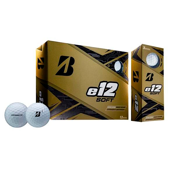 Bridgestone e12 Soft Golf Balls 12 Pack Image