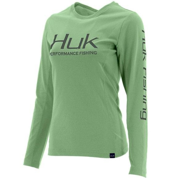 Huk Women's Icon Long Sleeve Image