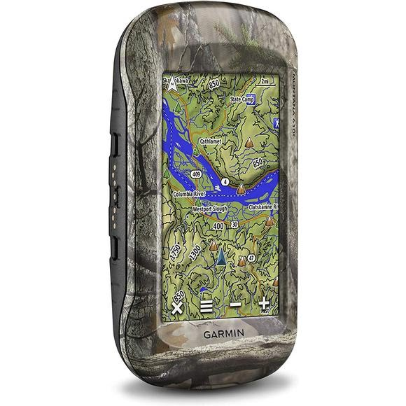 Garmin Montana 610t Camo GPS with Preloaded TOPO Maps