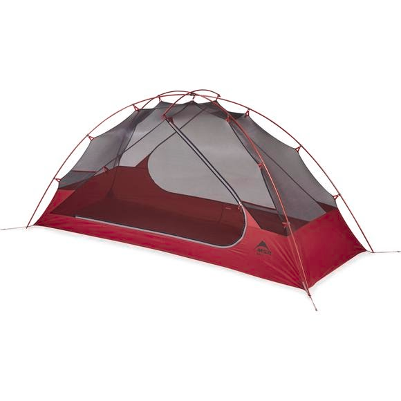 Msr Zoic 1 Backpacking Tent Image