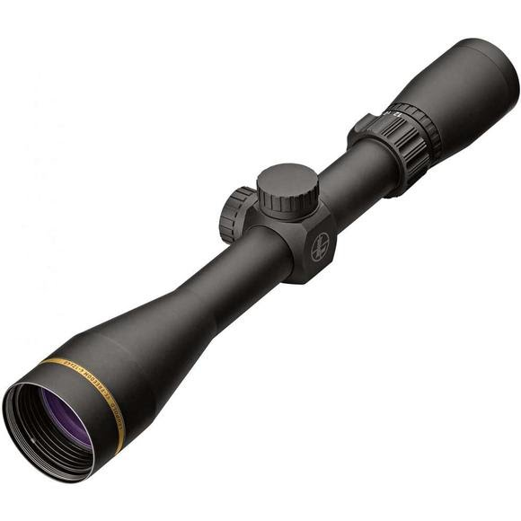 Leupold VX-Freedom 4-12x40 Rifle Scope with CDS Wind-plex Reticle Image