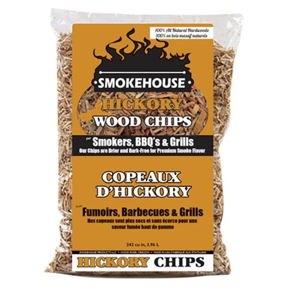 Smokehouse Products Hickory Wood Chips/Chunks Image