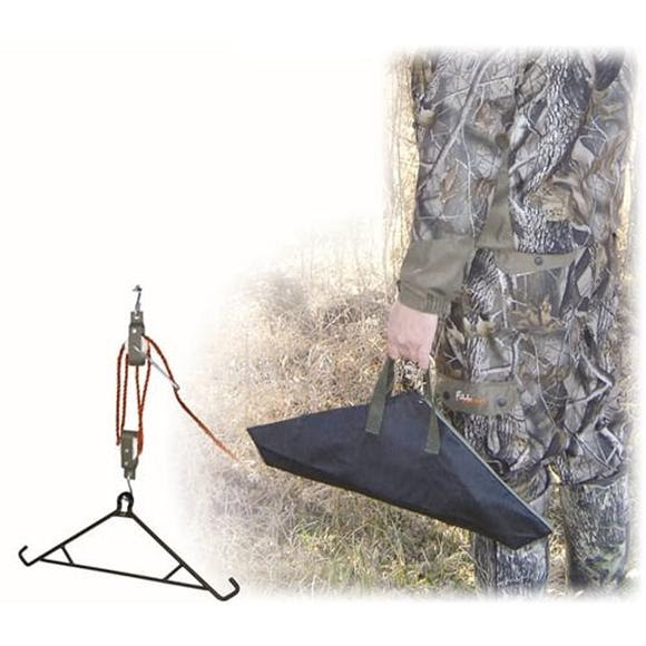 Hme Products 4:1 Game Hanging Gambrel Image