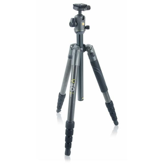 Vanguard Veo 2 265CB Carbon Fiber Tripod with Ball Head Image