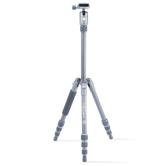 Vanguard Veo 2 Go 204CB Carbon Fiber Tripod with Ball Head Image
