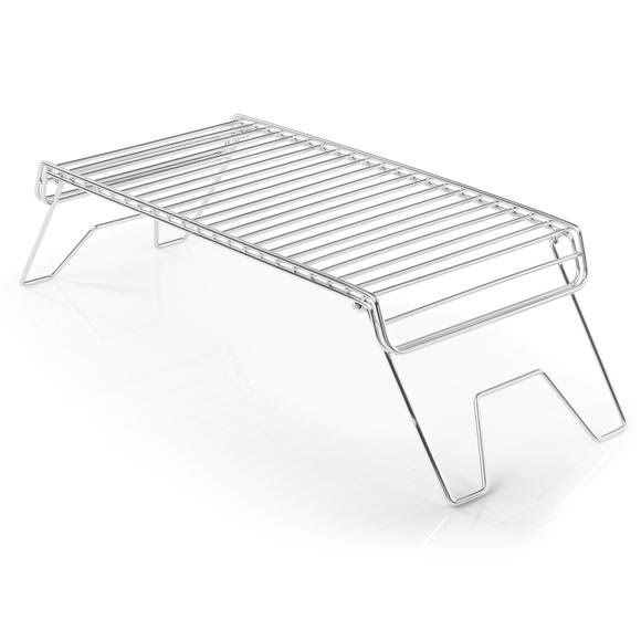 Gsi Outdoors Folding Campfire Grill Image