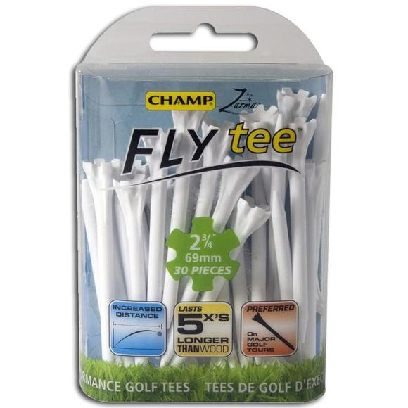 Charter Products Champ Zarma 2 3/4'' FLYtees (30 Pack) Image