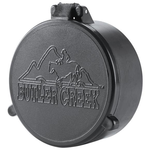 Butler Creek Flip-Open Scope Cover (Objective Lens, Size 17) Image