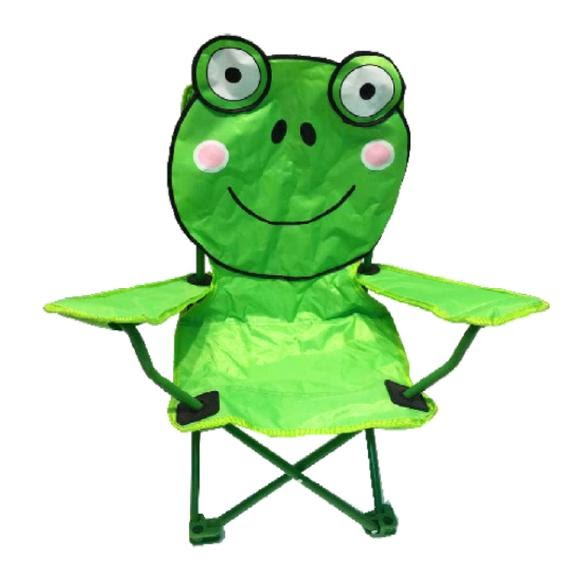 World Famous Kids Character Folding Chair Image
