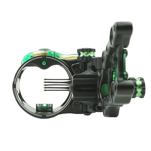 Iq Sights Micro 5-Pin Bowsight Image