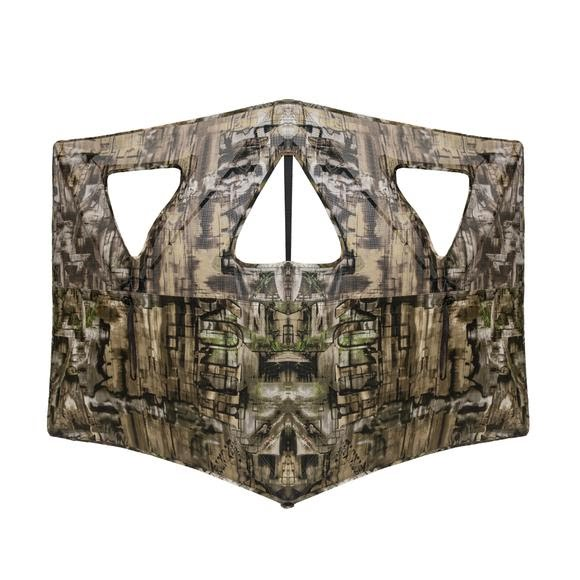 Primos Double Bull SurroundView Stake-Out Blind Image