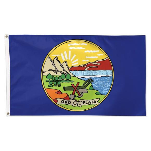 Wincraft Deluxe Montana State Flag Image