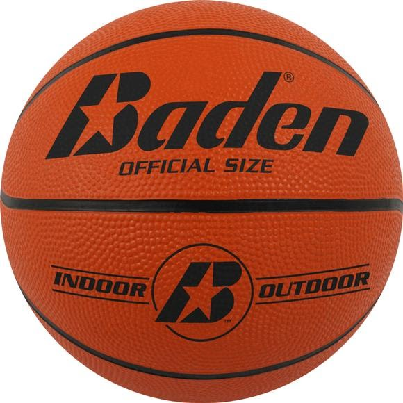 Baden Sports Intermediate Rubber Basketball Image