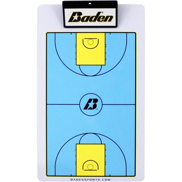 Baden Sports Basketball Dry Erase Clipboard Image