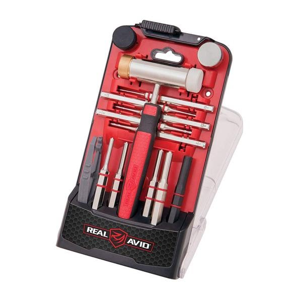 Real Avid Accu-Punch Hammer and AR15 Punches Set Image