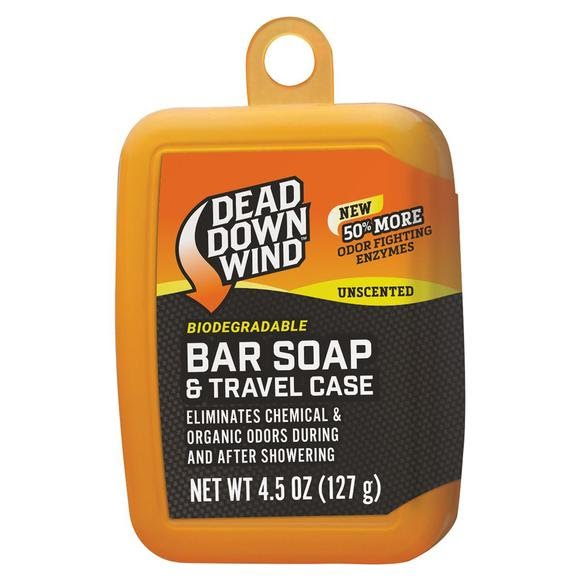 Dead Down Wind Bar Soap and Travel Case Image