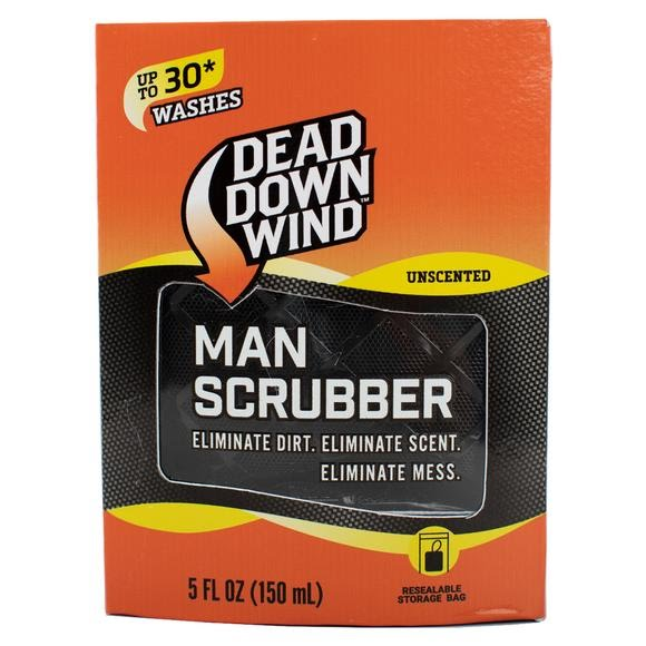 Dead Down Wind Man Scrubber Image