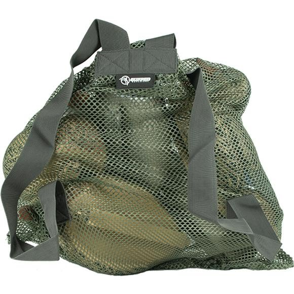 Cupped Waterfowl Large Mesh Decoy Bag Image