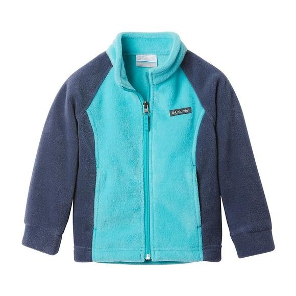 Columbia Girl's Youth Infant Benton Springs Fleece Jacket Image
