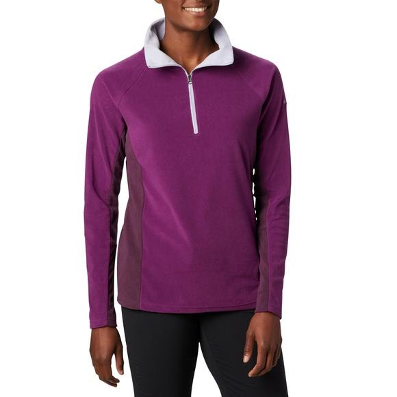 Columbia Women's Glacial IV Half Zip Fleece Image