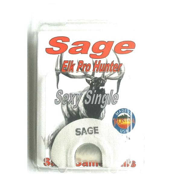 Sage Game Calls Sexy Single Elk Call Image