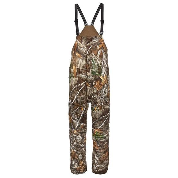Scent Lok Men's Hydrotherm Waterproof Insulated Bib Image
