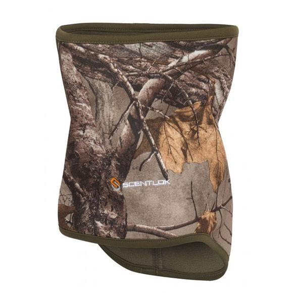 Scent Lok Full Season Multi-Panelled Neck Gaiter Image