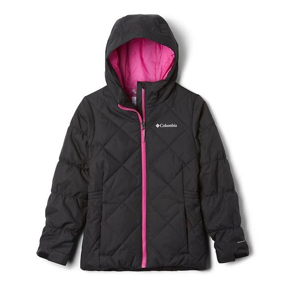 Columbia Girl's Youth Casual Slopes Jacket Image