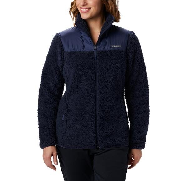 Columbia Women's Winter Pass Fleece Full Zip Jacket (Extended Sizes) Image