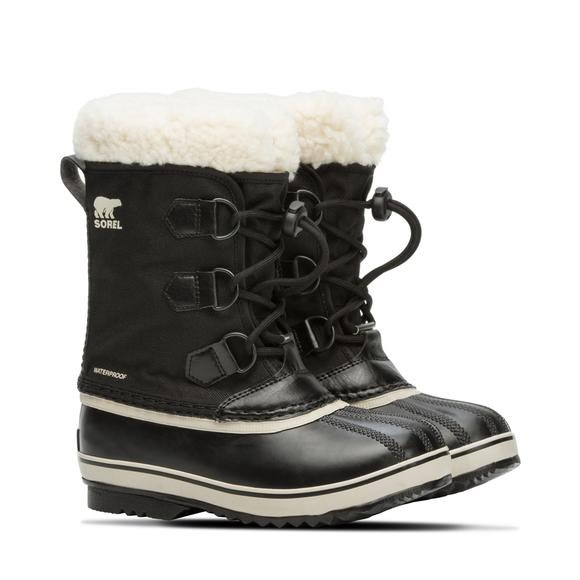 Sorel Youth Yoot Pac Nylon Boot Image