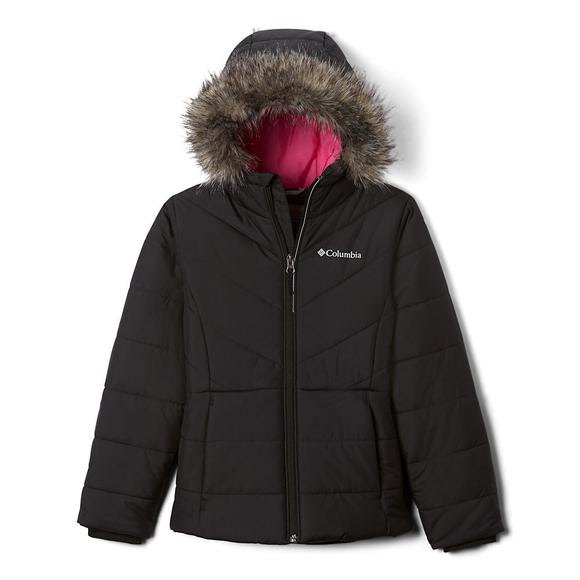 Columbia Girl's Toddler Katelyn Crest Jacket Image