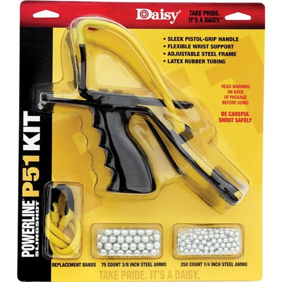 Daisy PowerLine P51 Slingshot Kit Image