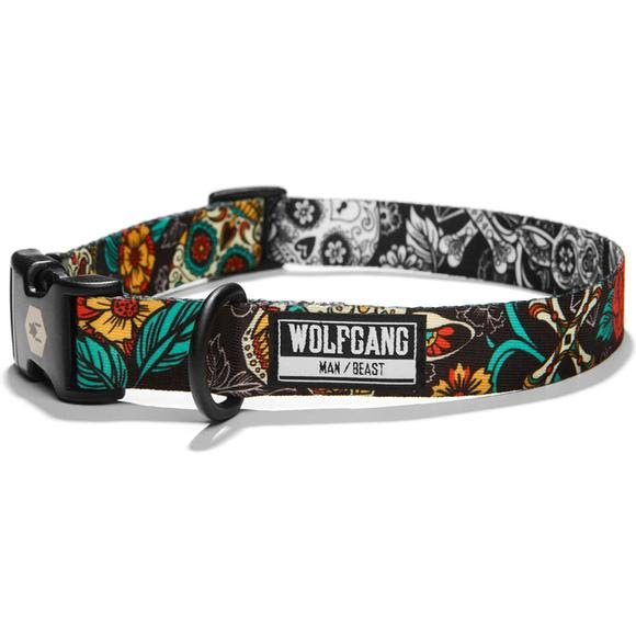 Wolf Gang Dog Collar (Medium) Image