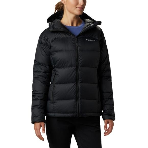 Columbia Women's Centennial Creek Down Hooded Jacket Image