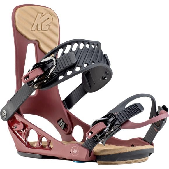 K2 Men's Lien AT Snowboard Binding Image