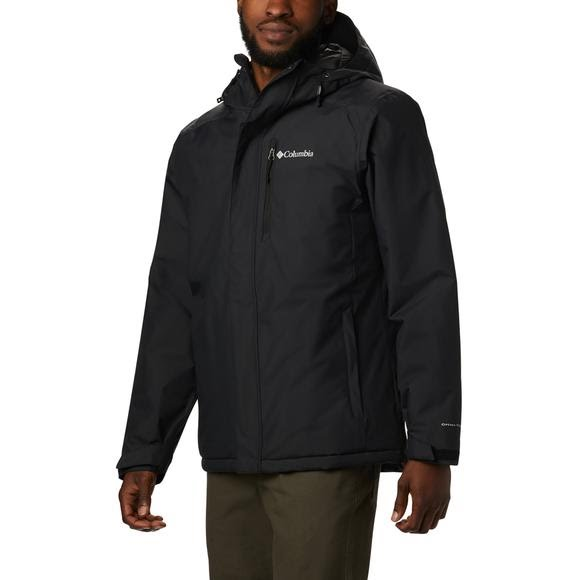 Columbia Men's Tipton Peak Insulated Jacket (Extended Sizes) Image