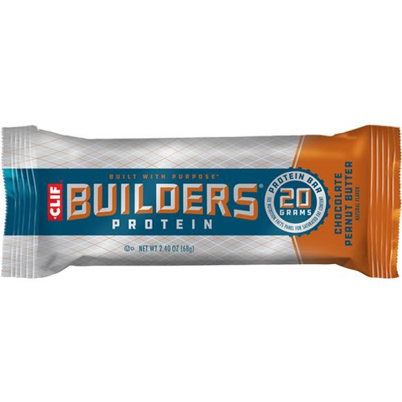 Clif Bar Chocolate Peanut Butter Builders Protein Bar Image