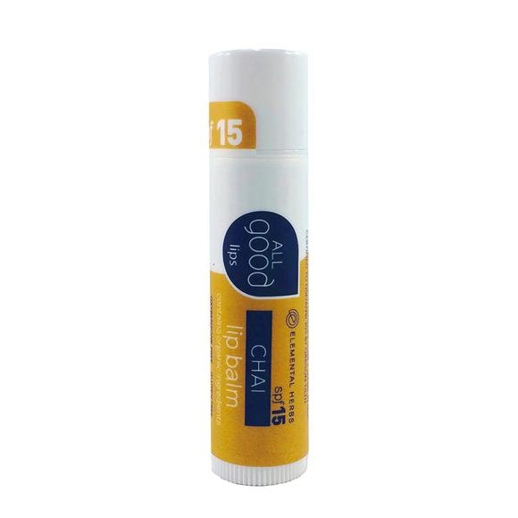 All Good Chai SPF15 Lip Balm Image