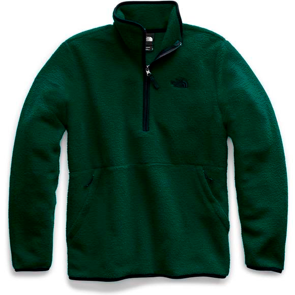 The North Face Men's Dunraven Sherpa 1/4 Zip Image