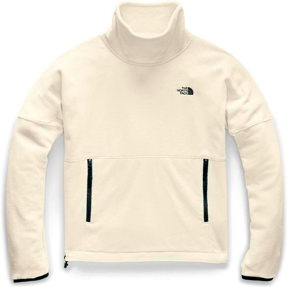 The North Face Women's TKA Glacier Funnel-Neck Pullover Image