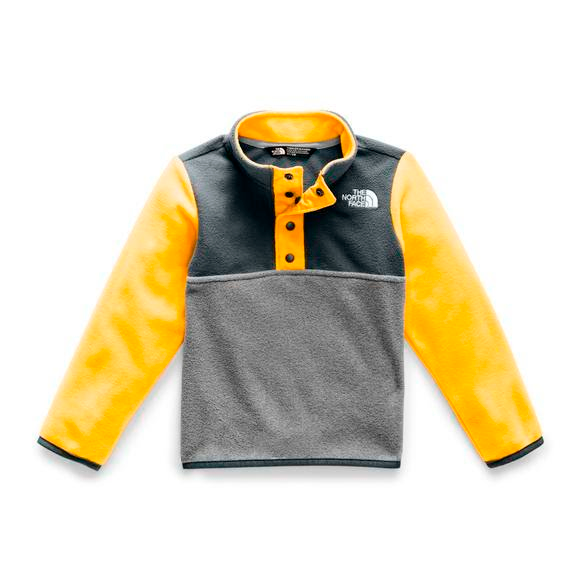 The North Face Youth Toddler Glacier 1/4 Snap Fleece Image